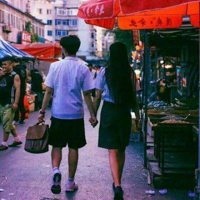 高清双人情侣头像,浪漫甜蜜好看的双人情侣头像图片