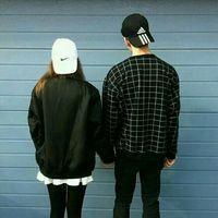 双人背影情侣头像一对一对两张情侣背影头像图片好看