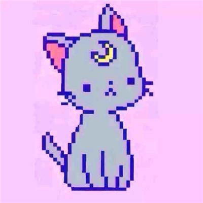 情侣头像猫高清可爱关于猫咪的情侣头像一对两张