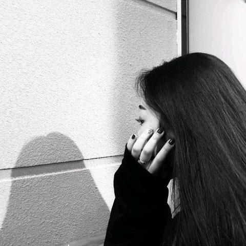 微信情侣头像黑白流行好看的高清微信情侣头像黑白图片