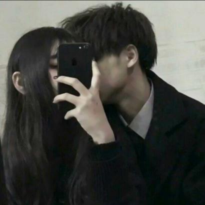 非主流浪漫双人情侣头像很甜的呐