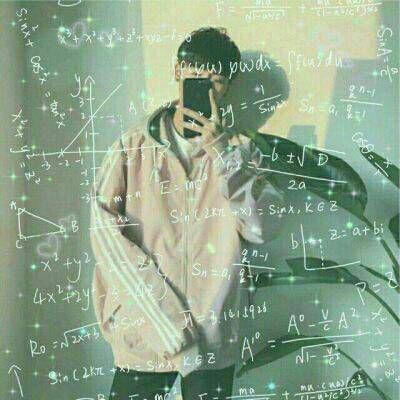 情侣头像公式单人高清一男一女的情侣数学公式头像图片