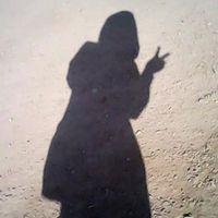 情侣头像影子一人一张好看有创意的男女情侣影子