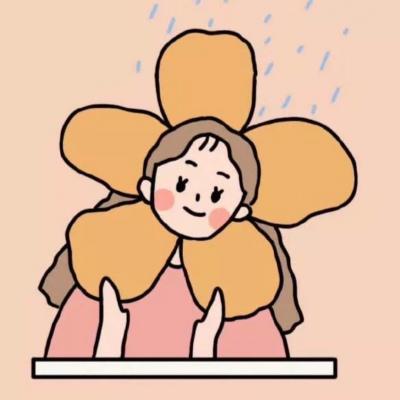 高清超萌的可爱卡通情侣头像一男一女图片
