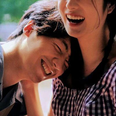 浪漫爱情微信头像,高清甜蜜浪漫的情侣头像唯美成熟图片