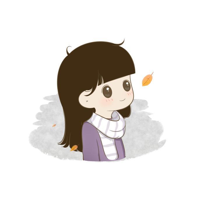 漫画头像女生可爱萝莉高清可爱的萝莉女生漫画头像图片