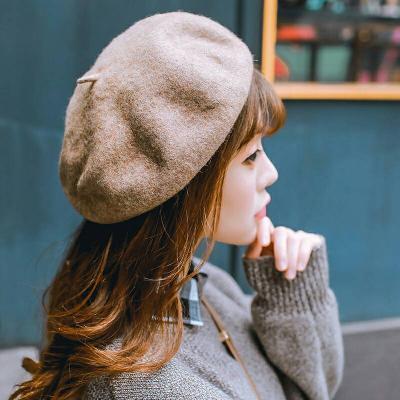 qq头像女生戴帽子时尚高清戴帽子的时尚美女