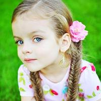 欧美小女孩头像图片可爱的欧美小女孩头像图片集合