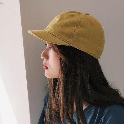 戴帽子女生头像侧脸高清好看的戴帽子女生侧脸图片头像