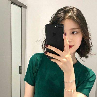 社会女短发图片头像高清好看的短发社会姐头像图片