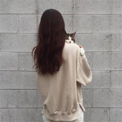 背影头像女生唯美长发,高清好看长头发的背影女生头像唯美图片