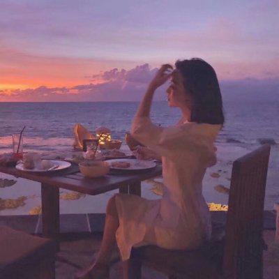 女生头像海边唯美高清好看的女生头像海边意境唯美