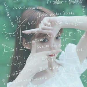 qq头像数字公式高清好看的公式图片女生头像