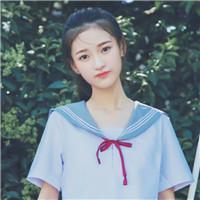 女生头像学生装唯美唯美好看的学生装清纯头像图片