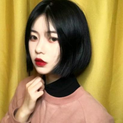 短发气质女生头像高清新潮的女头像短发有气质图片