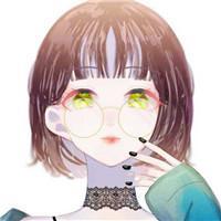 戴眼镜动漫女生头像好看戴眼镜的漂亮动漫女头像图片