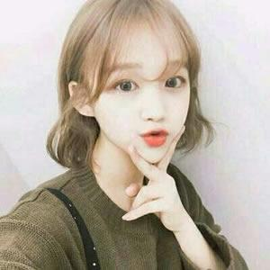 可爱短发女生qq头像高清好看的漂亮女生头像可爱短发图片