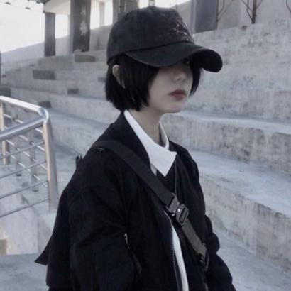 女生头像帽子控高清新潮的戴帽子女头像图片