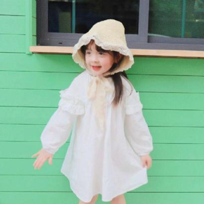 可爱头像小女孩小清新高清可爱的清新5岁小女孩头像超萌图片