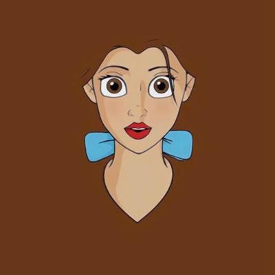 迪士尼公主闺蜜头像,高清好看的迪士尼公主多人闺蜜头像图片