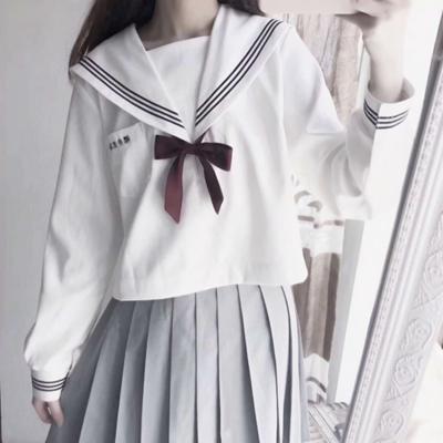制服女生部位头像,高清干净的制服系列部位女头图片