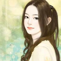 女生仿手绘头像,超好看漂亮的仿真手绘女生头像图片