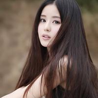 qq气质长发女生头像图片,长发飘逸的美丽女生