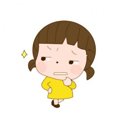 可爱女生q版头像卡通高清可爱的女生头像q版萌图片