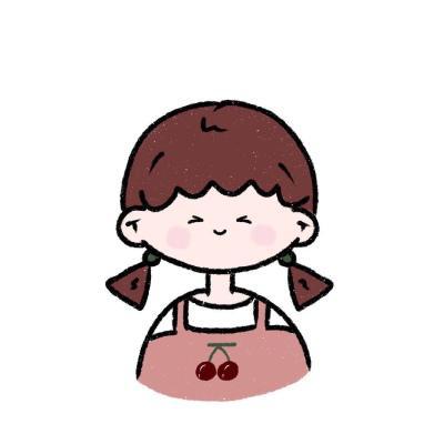 水果味女生头像卡通高清可爱适合果味仙女的头像图片
