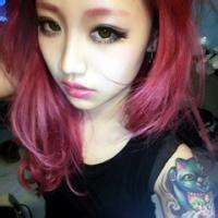 纹身头像女生社会人,霸气好看很社会的纹身女生图片头像下载