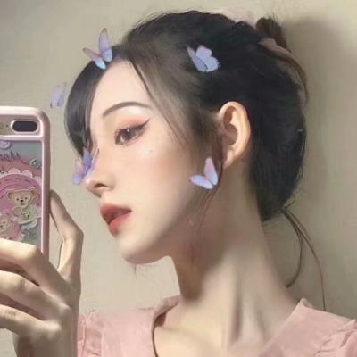 2020女头像微信高清好看的2020新款头像女生图片