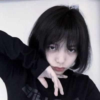 个性女短发发型图片头像高清最新潮短发发型女头