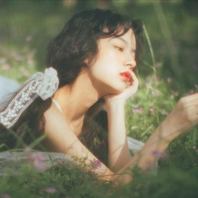 女生头像复古森系,高清有意境的唯美复古森系女生头像图片