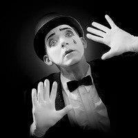 小丑头像男生伤感图片精选心碎绝望的伤感小丑头像