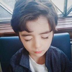 唯美小男孩头像高清高清可爱的帅气头像小孩图片