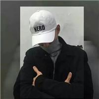 男生头像戴帽子遮脸超酷不露脸的男生戴帽子头像高冷图片