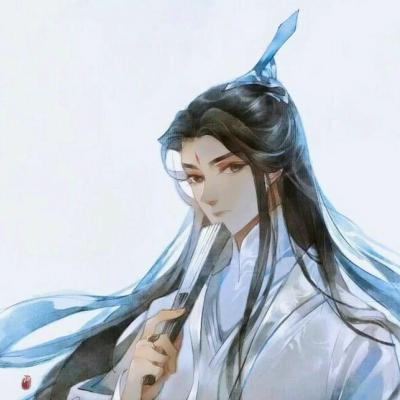 古风男生头像动漫图片中国风古装帅哥很养眼