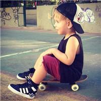 qq头像小男孩超萌图片呆萌可爱的小男孩