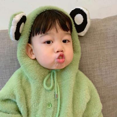 小男孩微信头像高清超萌的可爱小男孩图片头像