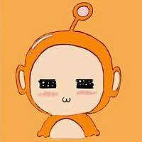 天线宝宝头像卡通Q版的可爱天线宝宝头像图片