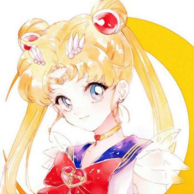美少女战士唯美头像高清好看的美少女战士头像唯美图片