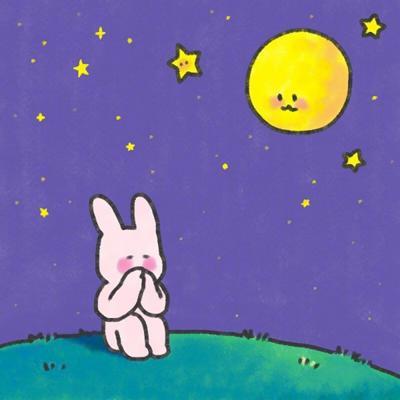 兔子动漫头像,高清可爱的超萌兔子动漫头像图片