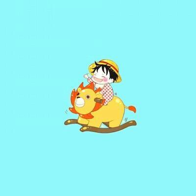 海贼王图片可爱q版动漫头像