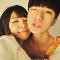 完美恋人,幸福一对情侣心若相依的头像图片好看的,2人在一起的