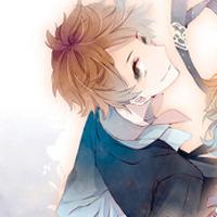 分分秒秒的爱着对方_不怕流泪,就怕失去你唯美情侣卡通头像一对两张的