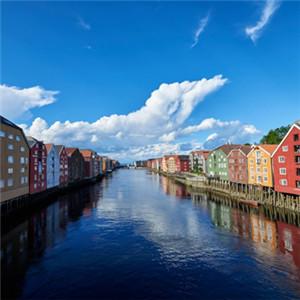 唯美高清风景头像 漂亮迷人的挪威风景图片
