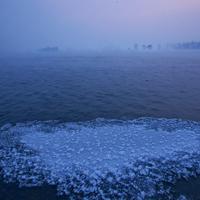 冬天是最美丽的,吉林雾凇岛风景QQ头像图片大全