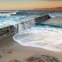 唯美风景头像,海岸线唯美海景图片大全