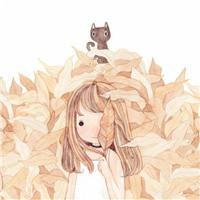 童话是最美的,森系唯美卡通女生头像图片